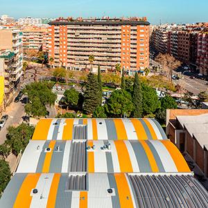 In process Centro Cívico Joan Oliver - Pere Quart (Les Corts) (II)