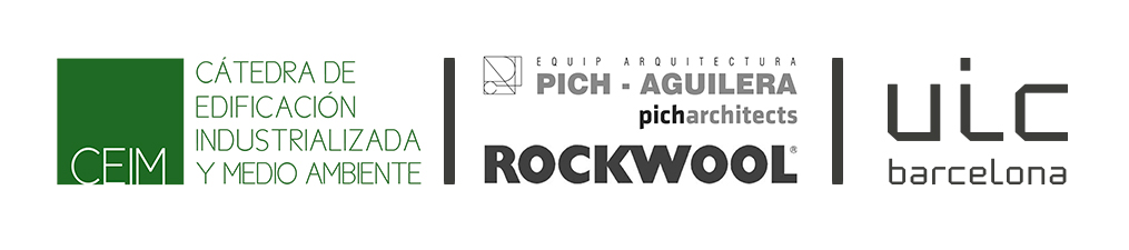 Colaboración Ceim Catedra Uic Rockwool Picharchitects Barcelona Arquitectura Sostenible Barcelona