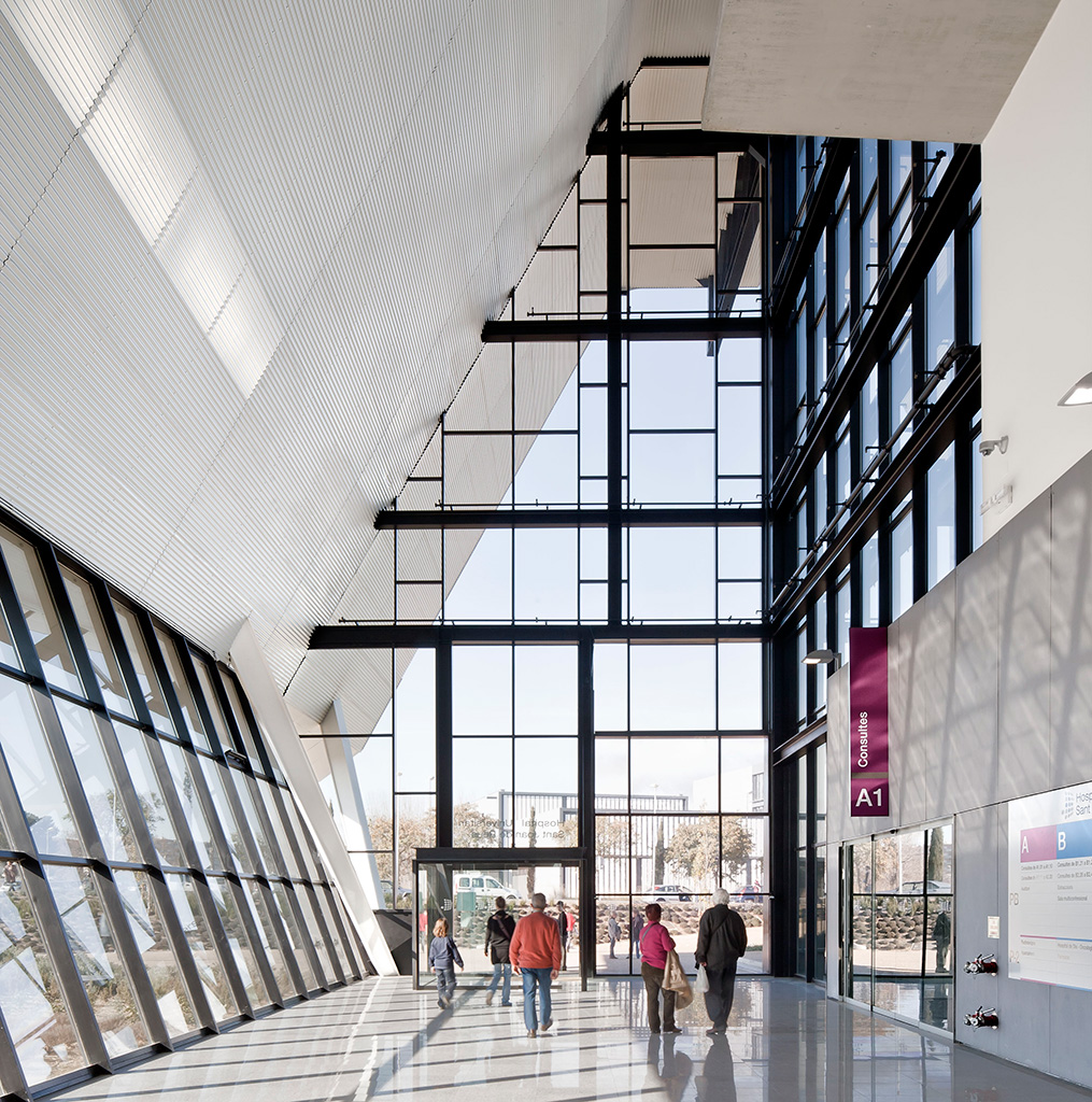 Hospital Reus Picharchitects Barcelona Arquitectura Sostenible Sostenibilidad