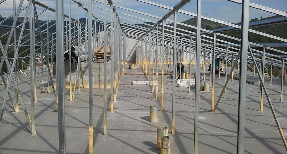 In Process Edificio de viviendas en Gavà (II) Proceso constructivo