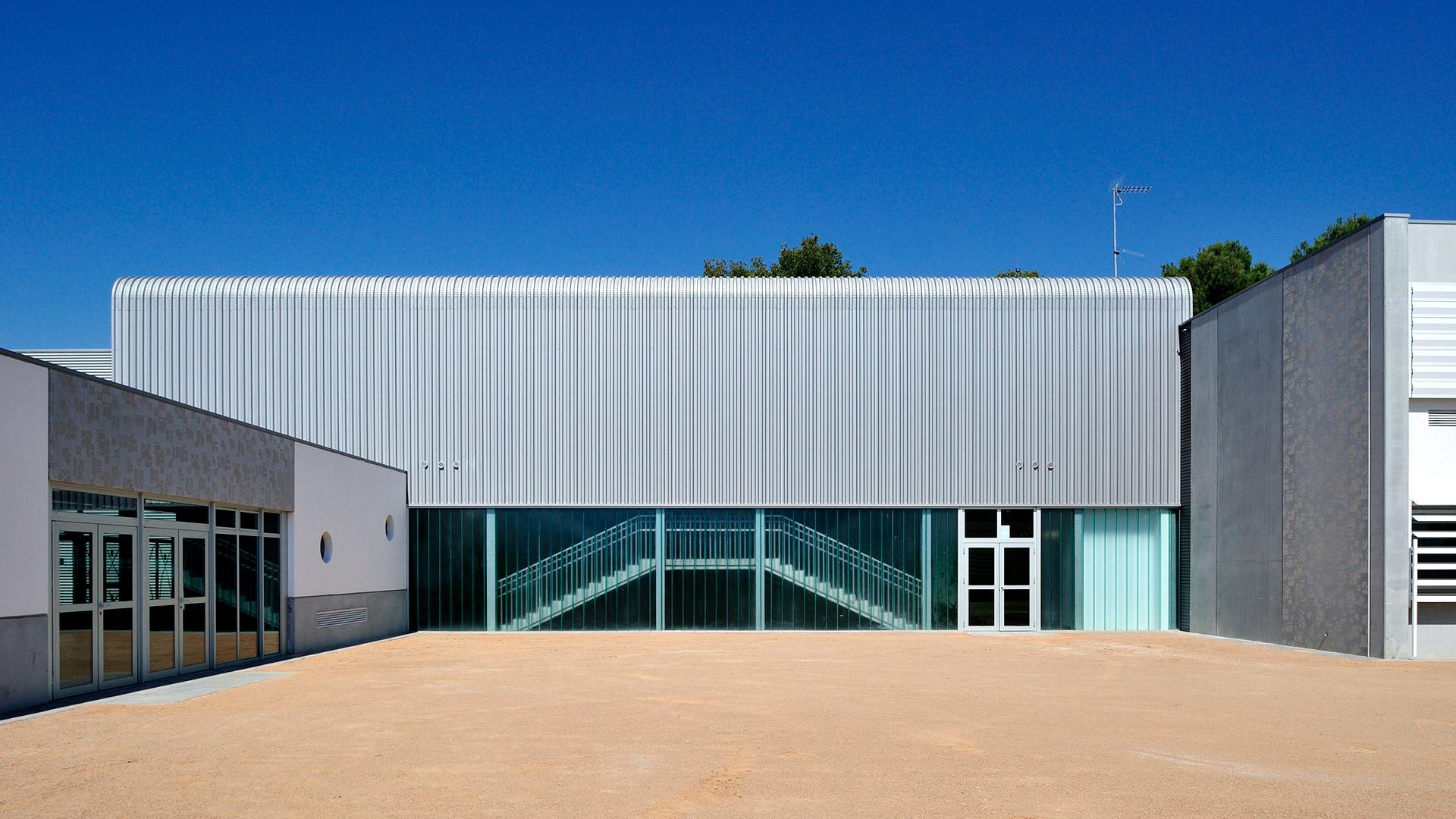 CEIP Josep Guinovart en Castelldefels