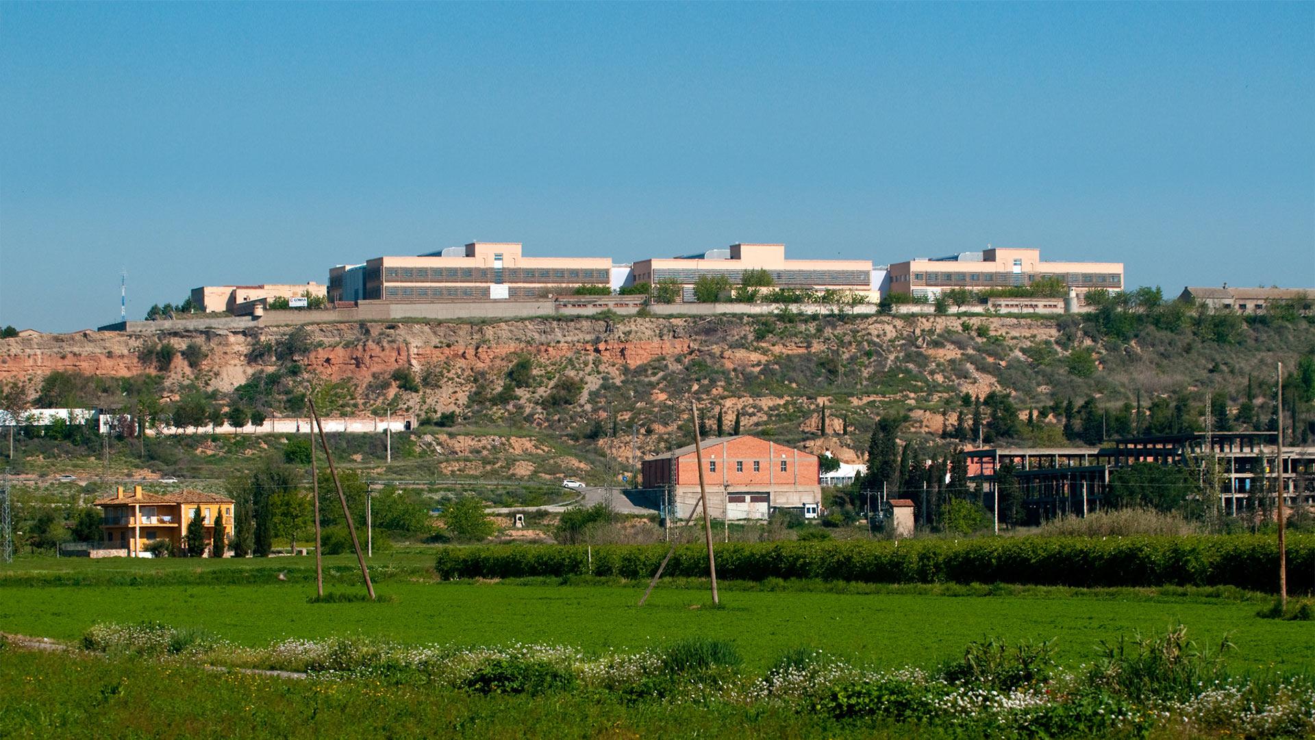Parque Científico y Tecnológico Agroalimentario en Gardeny, Lleida