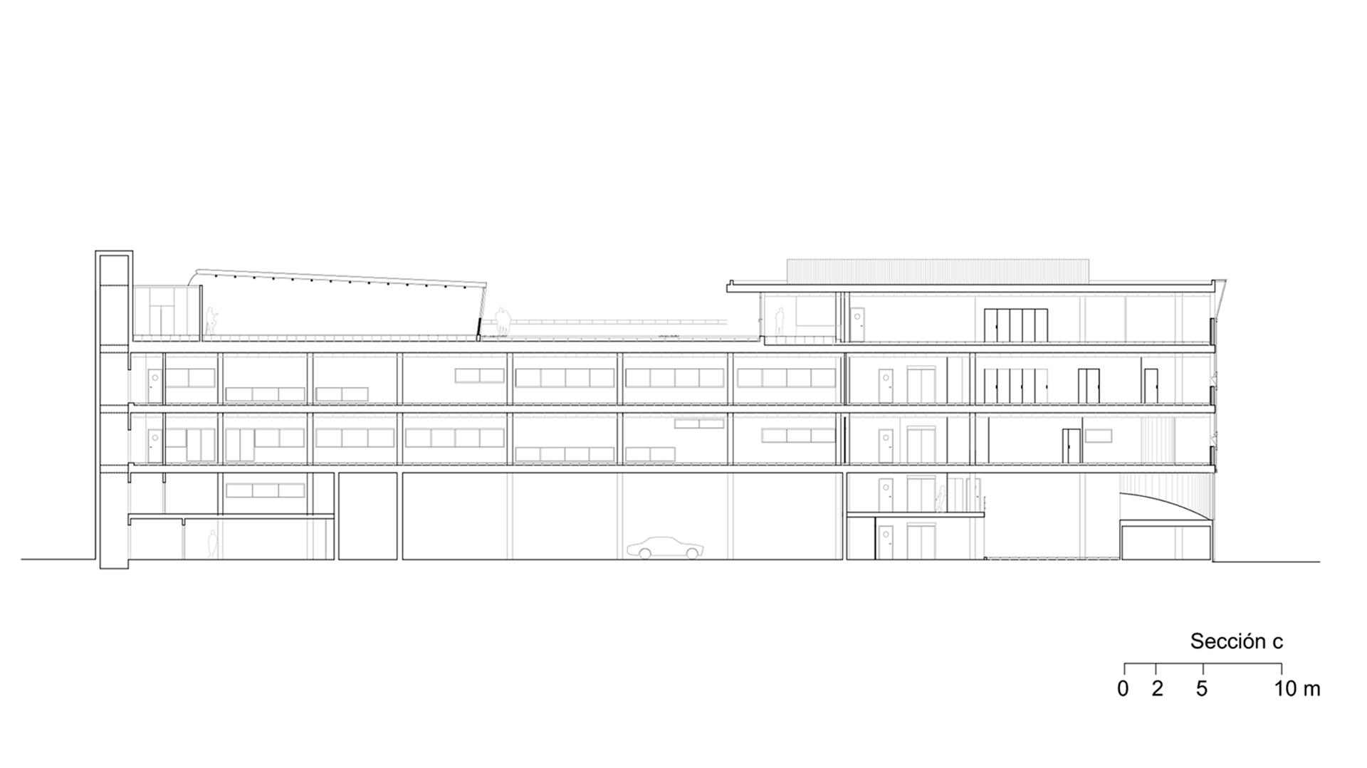 Edificio de oficinas 22@ Barcelona