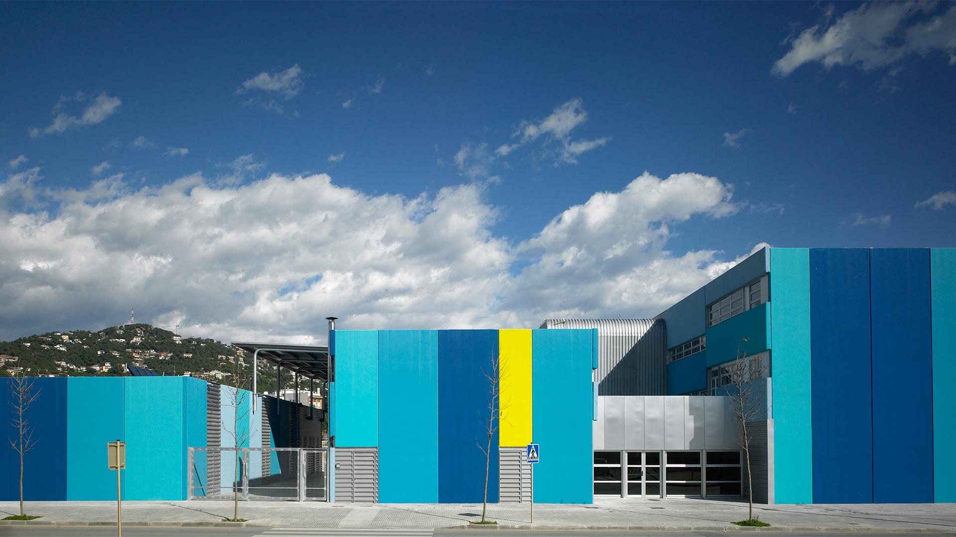 Escuela Angels Alemany en Lloret de Mar, Girona