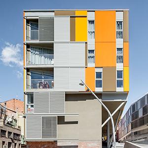 Bloques de viviendas y proyecto de urbanización en Manresa