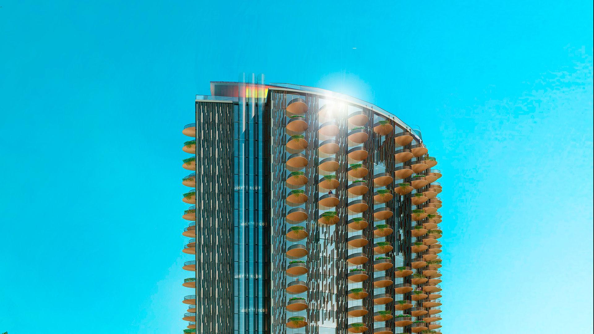"""Hotel """"Blue Horizon"""" en Yantai"""