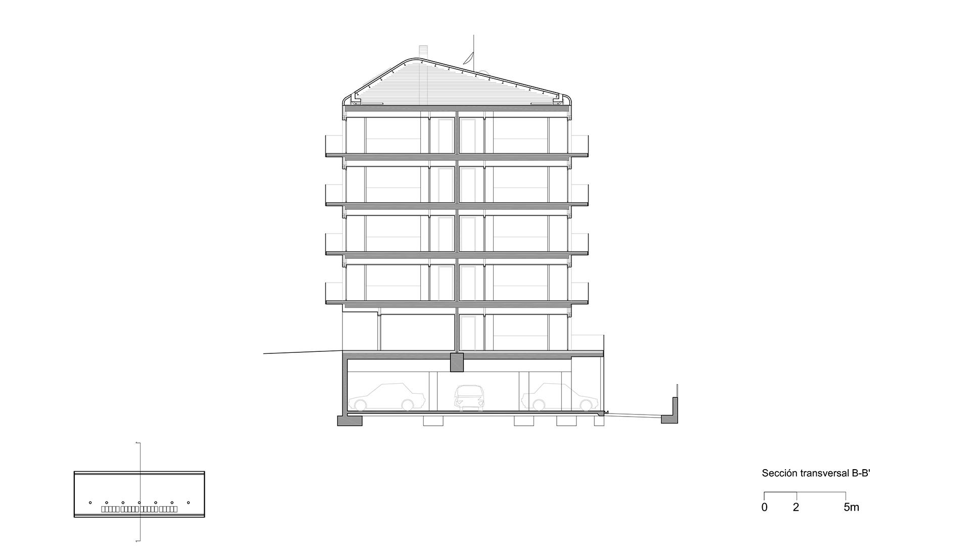 viviendas en Gavà Barcelona Picharchitecst arquitectura sostenible