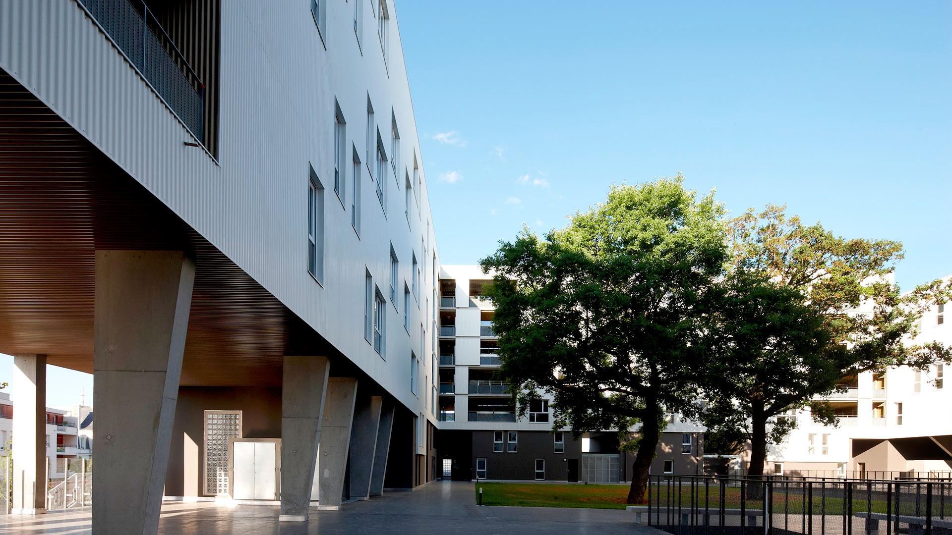 Viviendas sociales de alquiler en Rennes, Francia