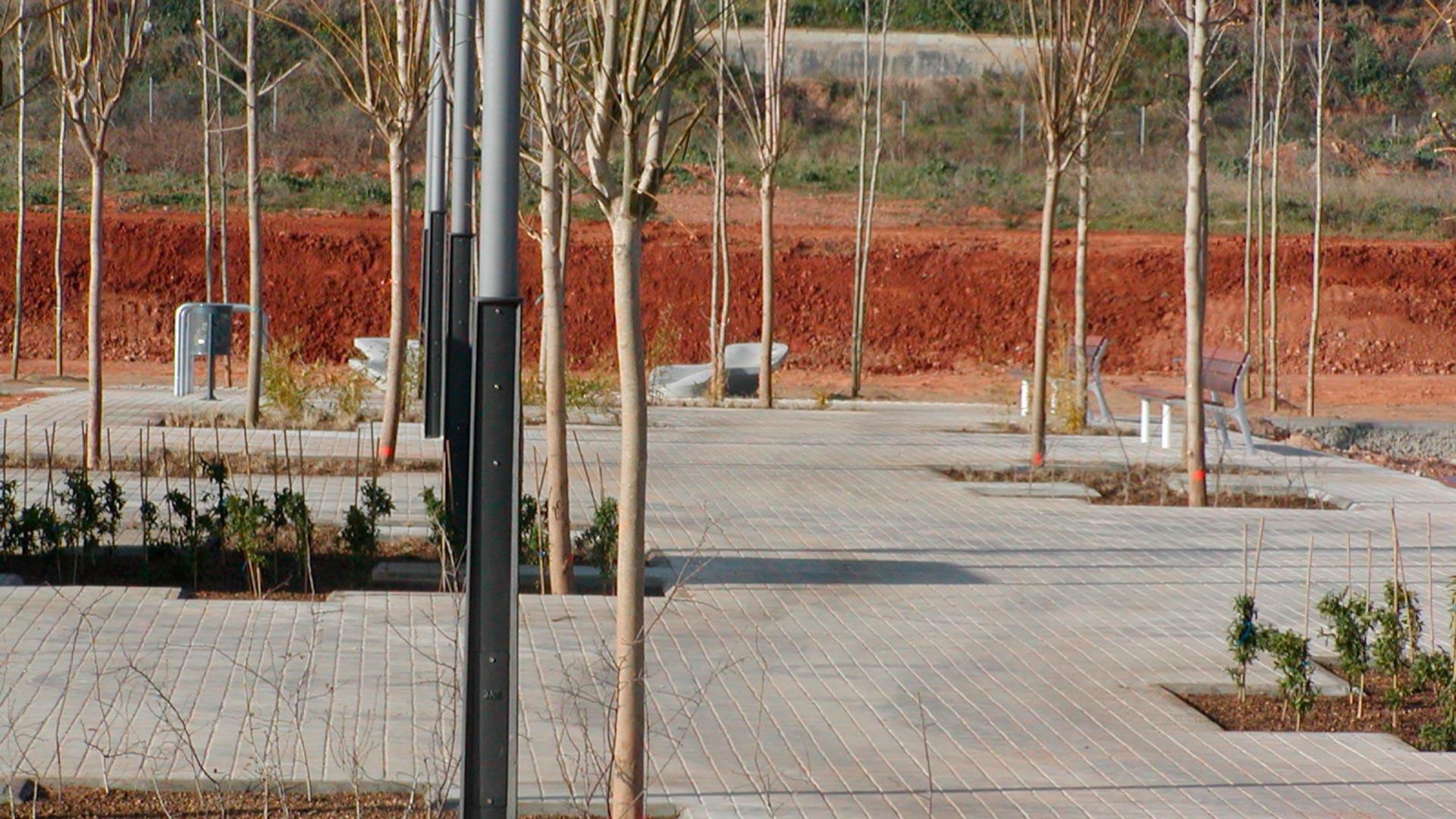 Plan parcial Castellarnau en Sabadell