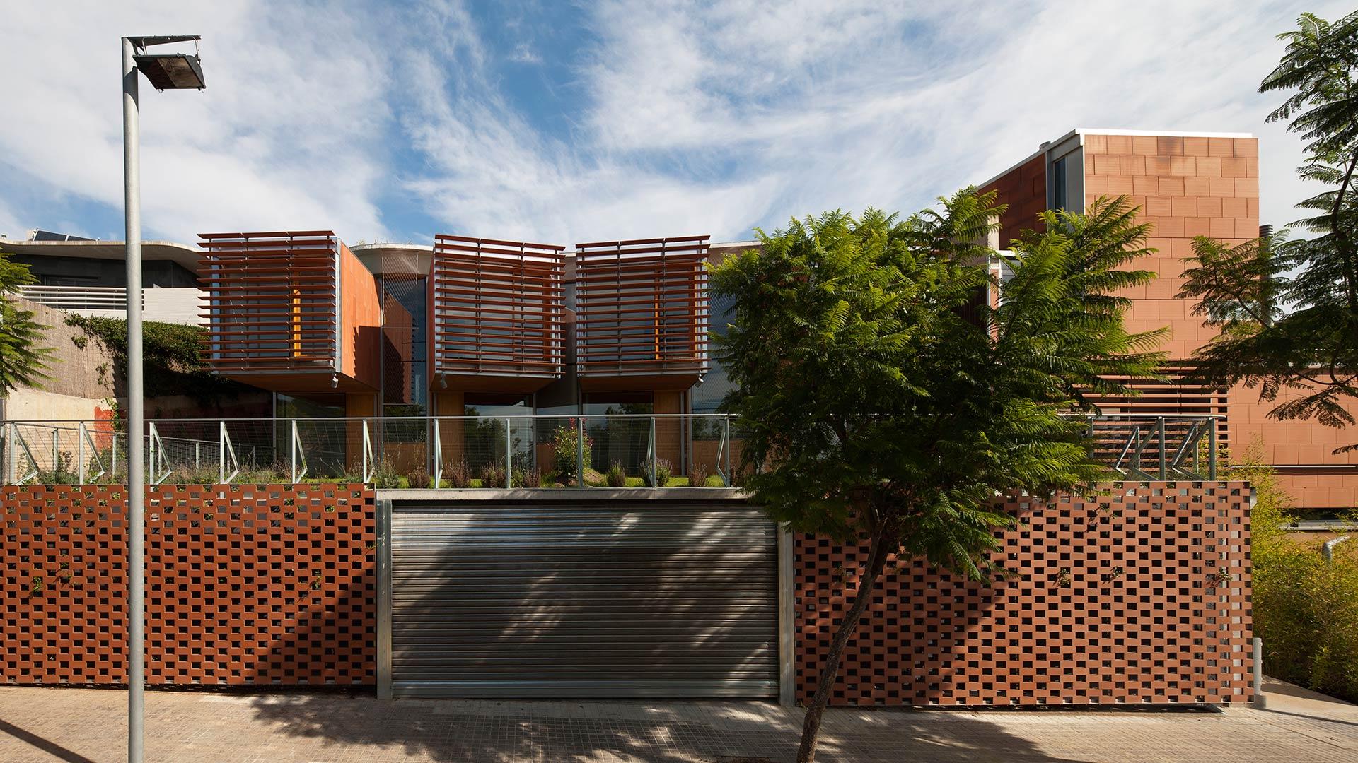 Casa Pomaret Barcelona Picharchitects