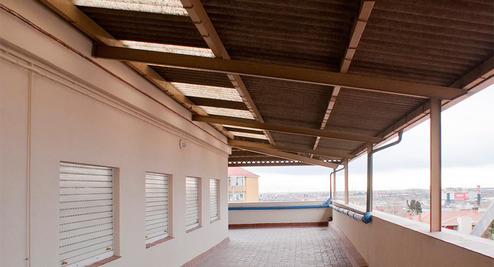 In process Equipamiento Hermanas de Betania. Centro de acogida y colegio. Cornellà de Llobregat (I)