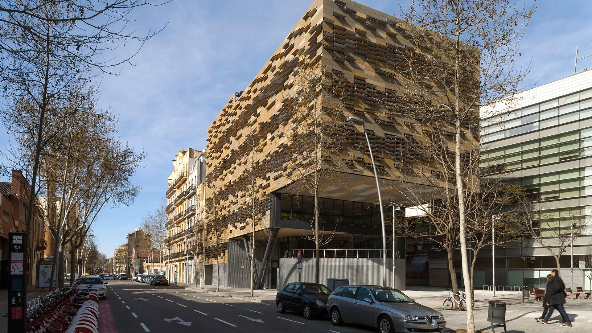 Centro tecnológico Leitat Picharchitects Barcelona Sostenibilidad