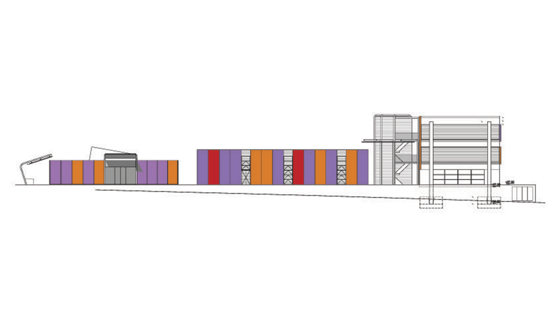 Escuela Ponent Roc Blanc, Terrassa, Barcelona Picharchitects Sostenibilidad