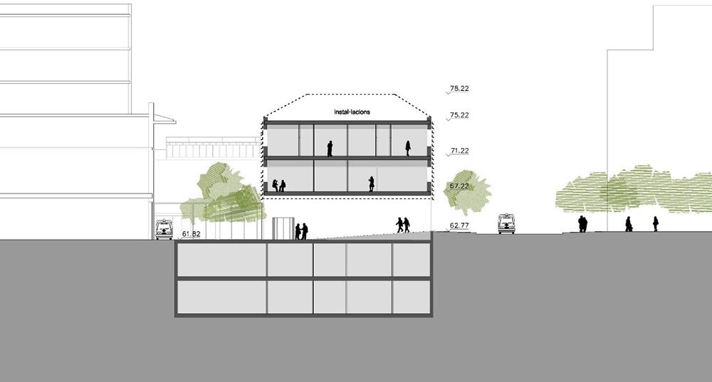 Instituto de Investigación Sant Pau Barcelona Picharchitects