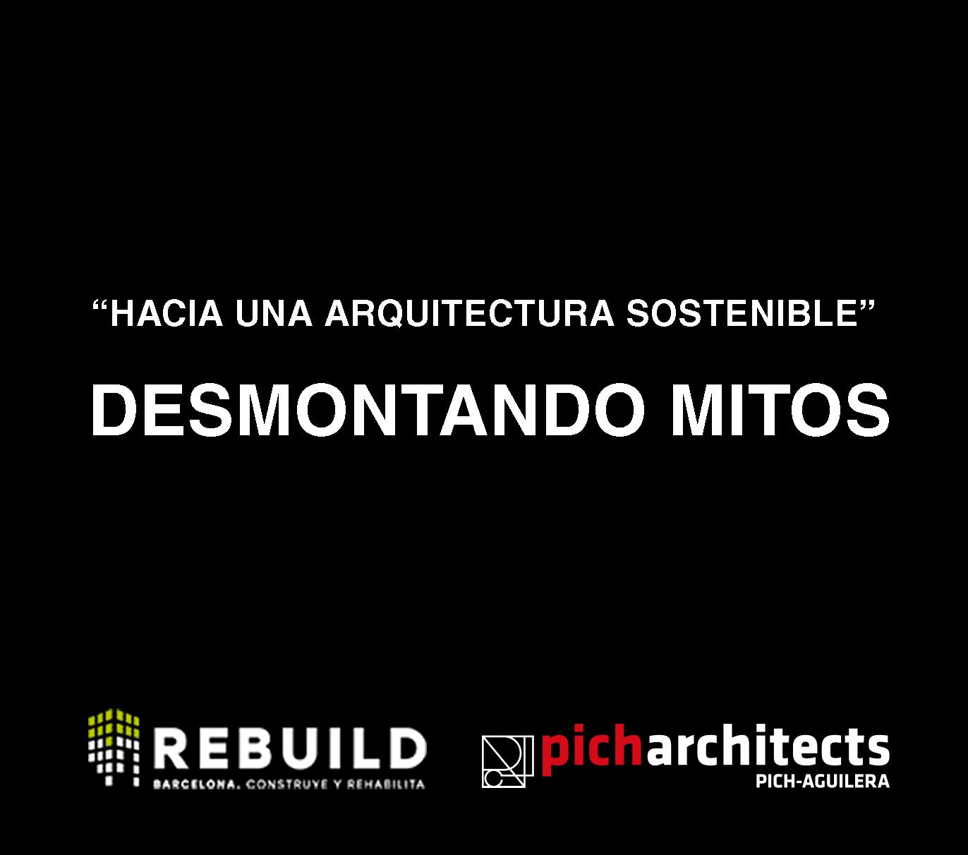 Hacia una Arquitectura Sostenible Picharchitects