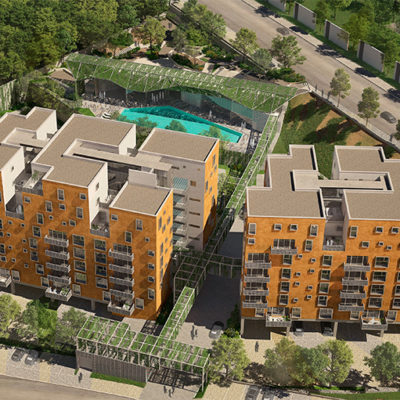 Piso Piloto Picharchitects Moterrey México-Barcelona, Arquitectura Sostenible