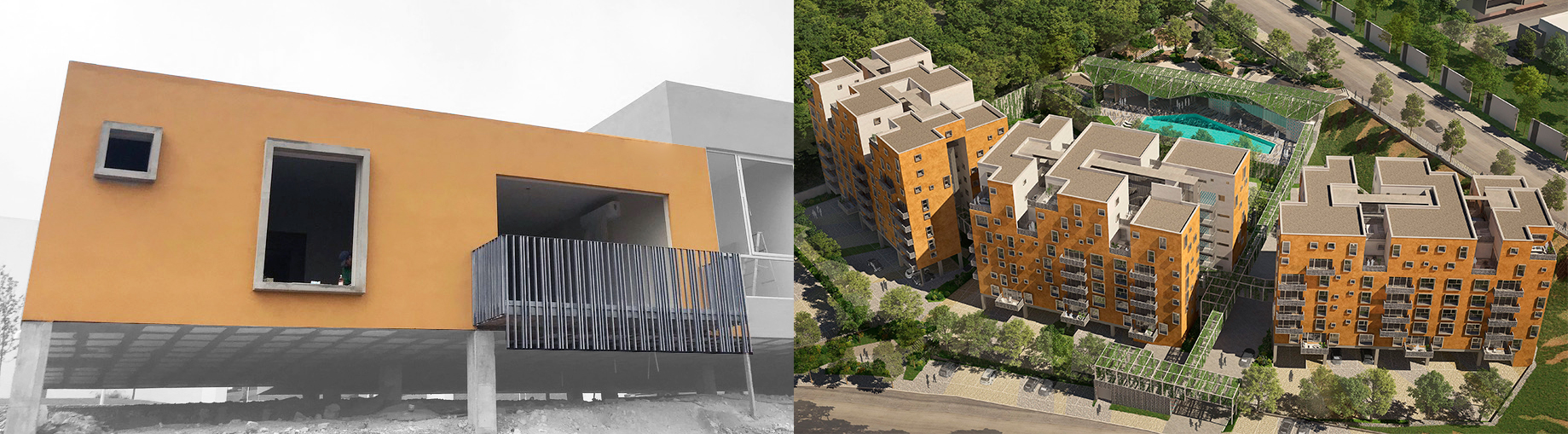Piso piloto México Picharchitects Arquitectura Sustentable en México