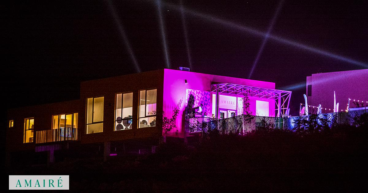inauguración showroom proyecto Amairé en Monterrey, México