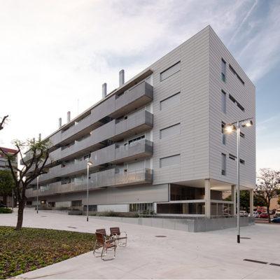 Neinor nou barris picharchitects arquitectura sostenible barceona