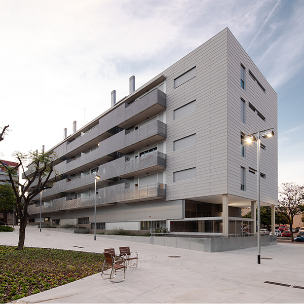 Neinor nou barris picharchitects arquitectura sostenible barceona