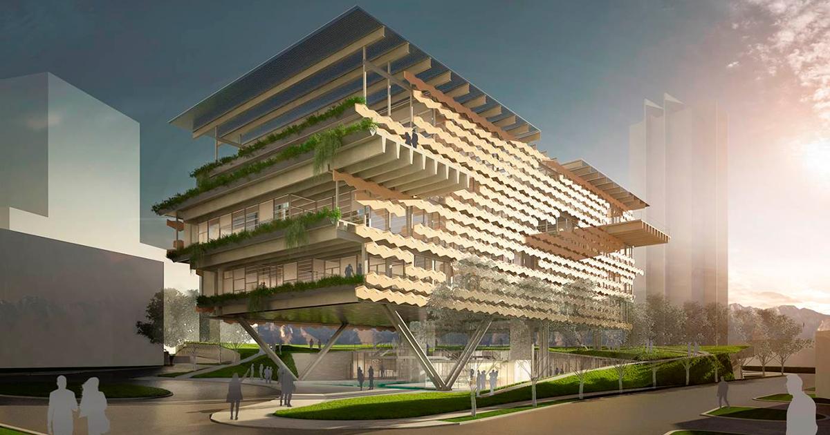 climate concrete arquitectura sostenible barcelona