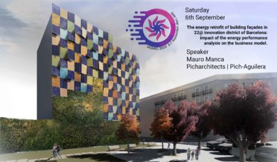 arquitectura sostenible y salud conferencia 2019